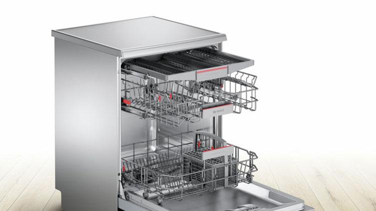 ظرفشویی 14 نفره بوش سری 4 مدل sms46mi10m